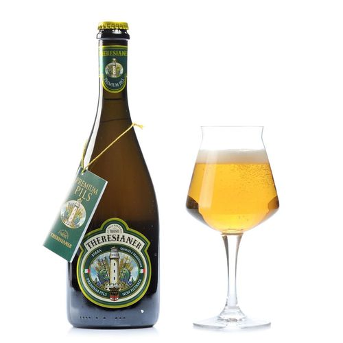 Beer Premium Pils unfiltered Theresianer