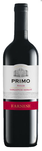 Sangiovese e Merlot IGT Primo 2015 Fantini by Farnese