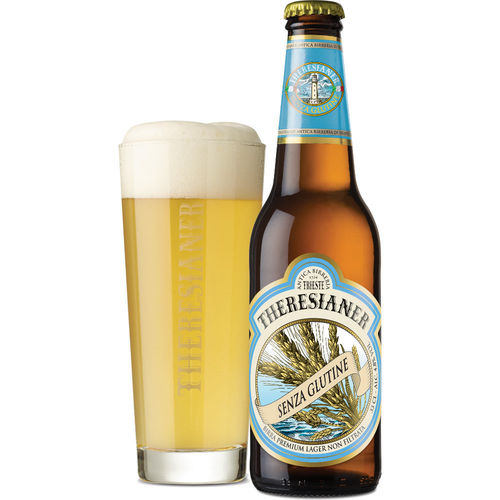 Lager gluten-free Theresianer beer