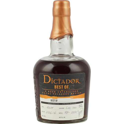 Rum Dictador Best Of