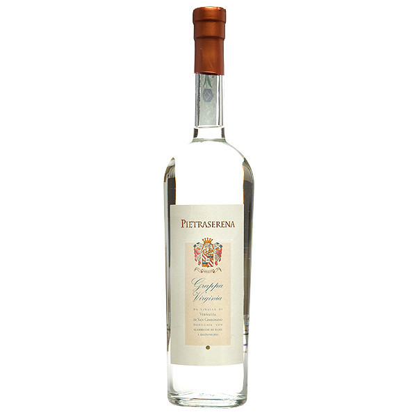 Grappa di Vernaccia Virginia