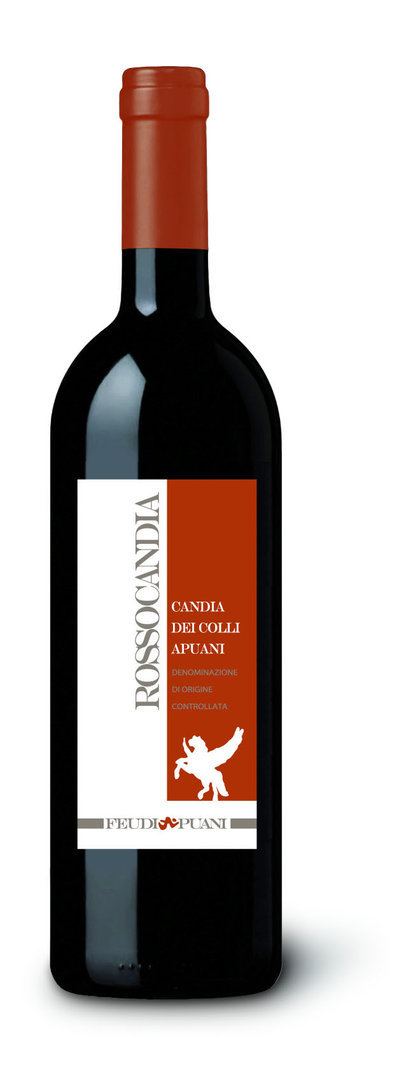 Toscana Colli Apuani DOC red wine